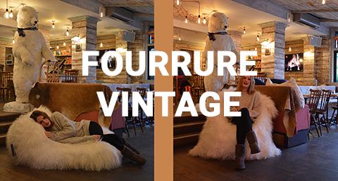 foururre vintage