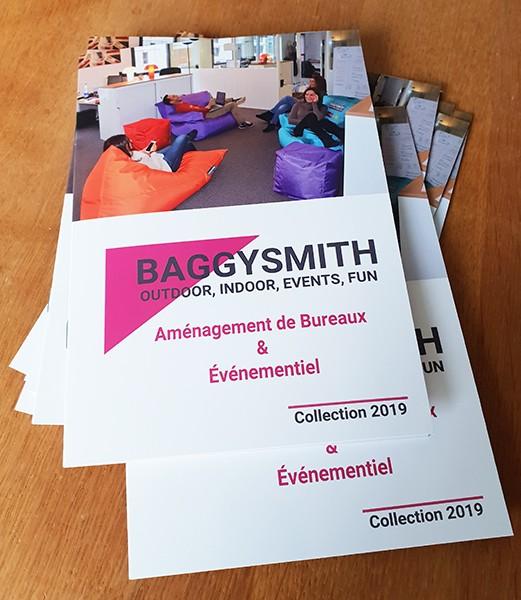 Nouvelle Brochure Aménagement de Bureau & Événementiel Collection 2019/2020 Disponible !